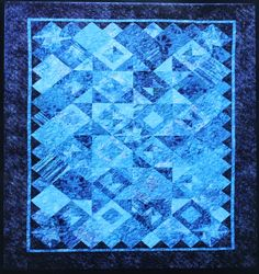 Opal Glow, 2014 Raffle Quilt, Peel Country Quilters Inc. (Australia). 1st Prize raffle quilt, The Quilters Guild of NSW 2014 show.