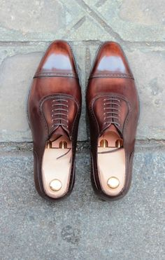 thegildedrage:    Burnished shoes. They make me smile.
