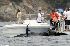 Queen Rania of Jordan Vacations in Italy | POPSUGAR Latina