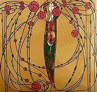 """Woman"" by Margaret Macdonald Mackintosh"