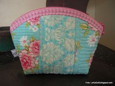 Tutorial in English- How to make an sweet purse.