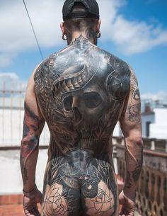 Tattoo or chastity belt?