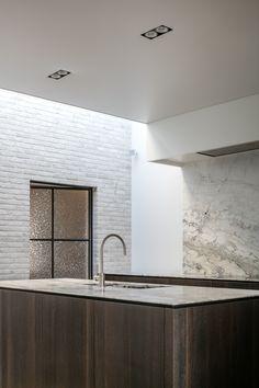 Kitchen - Circu House - Belgium - FIVE AM Architects