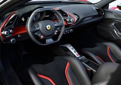 [tps_header] Ferrari is an Italian sports car manufacturer which is based in Maranello. Founded in 1939 by Enzo Ferrari after who the brand is named. Ferrari F40, Ferrari 2017, Ferrari World, New Ferrari, Lamborghini, Maserati, Bespoke Cars, Porsche, Audi