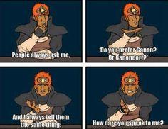 Ganondorf is so great