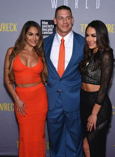 Nikki Bella Photos - 'Trainwreck' New York Premiere - Zimbio