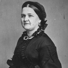 Mary Todd Lincoln, born December 13, 1818, served as first lady during one of the most difficult eras in U.S. history. Her activities during the Civil War to provide relief for soldiers and former slaves were overshadowed by her erratic behavior during her term as first lady and for her immense grief after Lincoln's assassination.