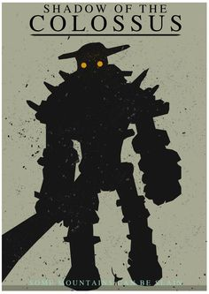 SHADOW OF THE COLOSSUS - 2 (A3 w/ border) by ~AnimusMedia on deviantART