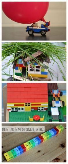 15 Science Ideas With Legos