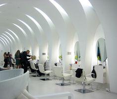 Mizu Salon, Mandarin Oriental Hotel,Boston   Niall McLaughlin Architects