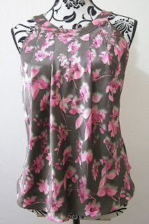 Free sewing pattern Size S print at home - BC Patrones y Proyectos   EL BAÚL DE LAS COSTURERAS