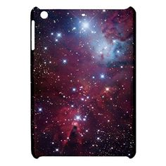 NEW iPad Mini Case, iPad Mini Cover, SPACE Galaxy Cone NEBULA iPad Mini Hardshell Case iPad Mini Case Hard Case Cover. $20.99, via Etsy.