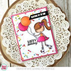 Avery Elle: Thanks & Happy Birthday