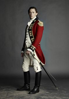 John André from TURN. i can't help it. i like his character