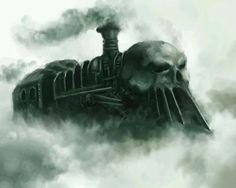Skull train