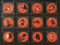 74 x cm, Oil on panel, Museum Mayer van den Bergh, Antwerp Renaissance Artists, Renaissance Paintings, Old Paintings, Paintings I Love, Pieter Brueghel El Viejo, Pieter Bruegel The Elder, Hieronymus Bosch, Montezuma, Digital Museum