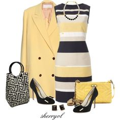 """The Fashionable Lunch Contest"" by sherryvl on Polyvore"