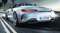 New Mercedes-AMG GT Roadster & GT C Roadster Officially Revealed [w/Video]