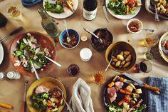 FOOD & DRINK // mesa gorda.