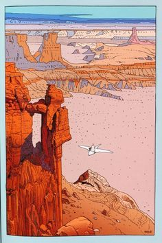 mobius landscapes - Google Search