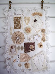 stitching sampler