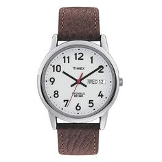 Timex Classic Strap Indiglo Watch - รุ่น 2107B20041 สีน้ำตาล | Lazada.co.th