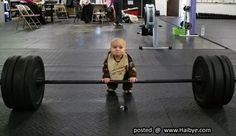 Check out all our Baby Bodybuilder funny pictures here on our site. We update our Baby Bodybuilder funny pictures daily! Fitness Gym, Fitness Humor, Gym Humor, Workout Humor, Funny Fitness, Funny Gym, Fun Funny, Crossfit Humor, Anytime Fitness