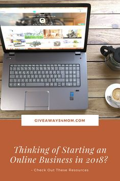 Will 2018 be the year that you start an online business to either bring in a full or part-time income? If you're considering it you will want to read this post on Giveaways 4 Mom.