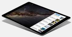 The new iPad Pro: could replace your laptop!