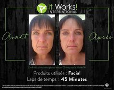 It Works Facials, Dr Nassif, It Works Global, Interactive Posts, Crazy Wrap Thing, Skin Care, Wraps, Products, Stains