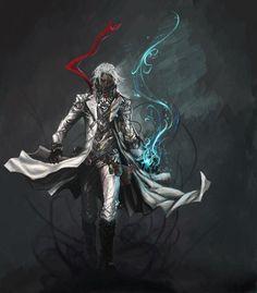 Fantasy Art Elf Noble Designs
