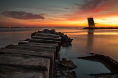 On fire Tower by Luis Sousa Lobo http://flic.kr/p/F9pnwL
