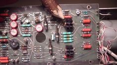 Oscilloscope repair, Part3