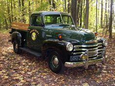 1948 Chevy Pickup Truck.