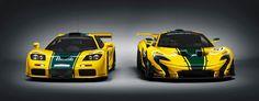 McLaren F-1 & P-1 GTR