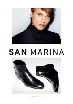 Campagne Automne-Hiver Homme 2012 San Marina