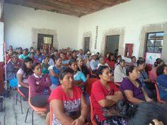 #EMSAD01ValleDeVázquez del #Cobaem_Morelos tuvo una participación de 150 madres y padres de familia