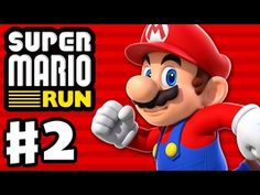Super Mario Run Through - Part 1 - YouTube