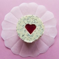 Poppy Semolina Puck (recipe in German - tell me if you need it translated into English :)