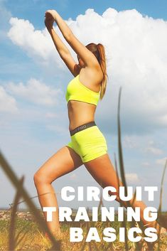 Circuit training is