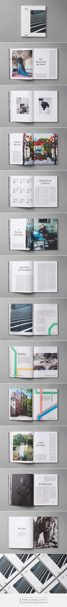 A New Type of Imprint VOL. 8 - Editorial Design