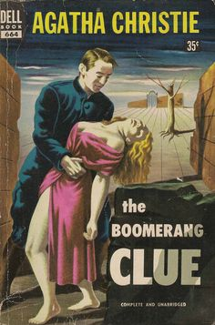 The Boomerang Clue - US title of Why Didn't They Ask Evans?