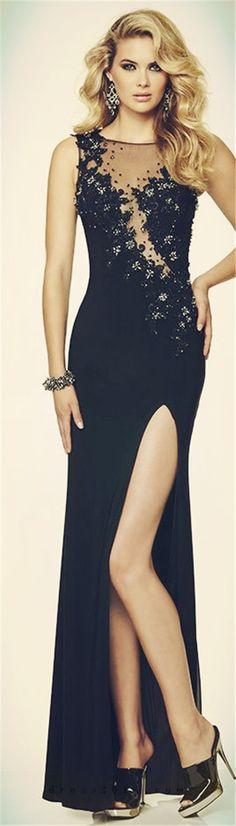 fahion prom dress