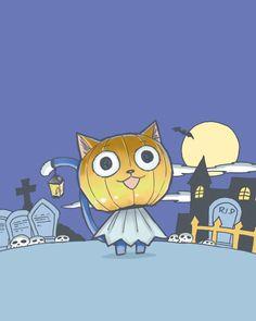 Happy Halloween Fairy tail