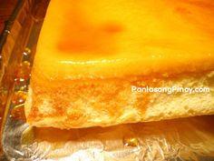 Custard Cake by Panlasang Pinoy
