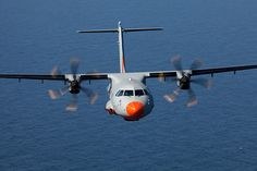 ATR 72 MP is a maritime surveillance aircraft manufactured by Alenia Aermacchi.