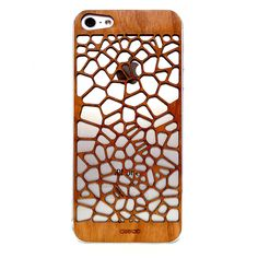 iPhone 5 Cover V1 Cherry  by LASELAB
