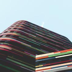 Architecture captured by photographer Lars Focke.