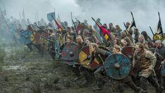 Cena da série Vikings (Foto: Divulgação)