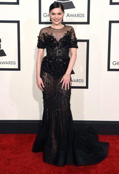 Jessie J's Grammy dress☻